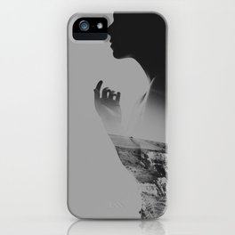 In The Depths Of Winter iPhone Case