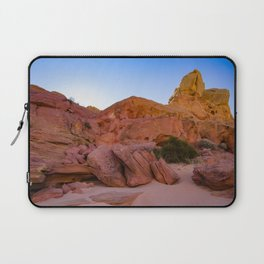 Colorful Sandstone, Valley of Fire - III Laptop Sleeve