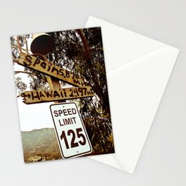 Wherever You're Going...You'll Get There Quick! Stationery Cards