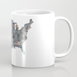 Vintage USA Coffee Mug