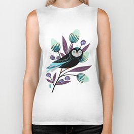 Branch and Bloom Biker Tank