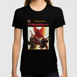 dungeons and dragons - advanced T-shirt