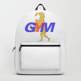 GYM Man 3 Backpack