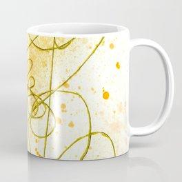 Golden Dream Coffee Mug
