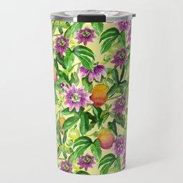 Passiflora vines Travel Mug