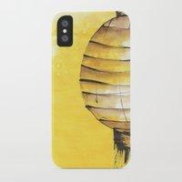 lantern iPhone & iPod Cases featuring Lantern by Emma Stein
