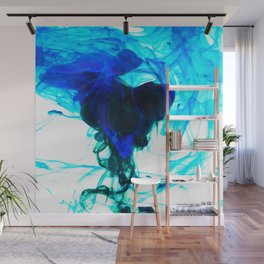 Heat of Midnight Wall Mural