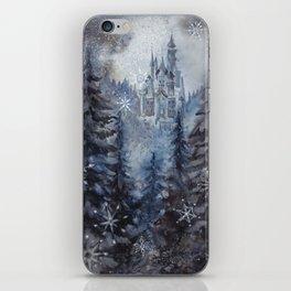Snow Starlight iPhone Skin