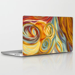 Coils Laptop & iPad Skin