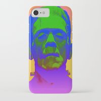 frank iPhone & iPod Cases featuring Frank  by Nikki Hung