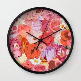 Super Bloom Wall Clock