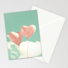 Flying Valentine Stationery Cards