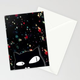 Cat New version 123 Stationery Cards