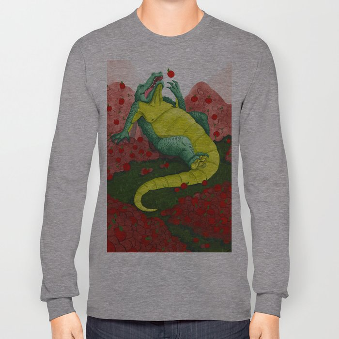 Allison's Alligator Long Sleeve T-shirt