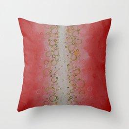 Efervescente Throw Pillow