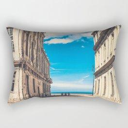 Cuban Horizons Rectangular Pillow