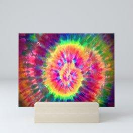 Tie-Dye Mini Art Print