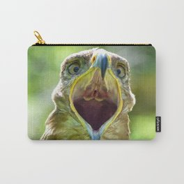 Screaming Steppe Eagle Carry-All Pouch