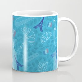 French pattern, bright version Coffee Mug