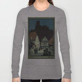 Vintage poster - France Long Sleeve T-shirt