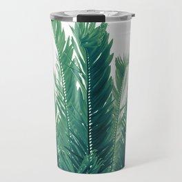 Tropical Leaves Dream #2 #tropical #decor #art #society6 Travel Mug