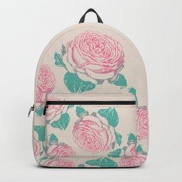 rosa rosae rosarum Backpack