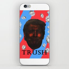 THIS IS NOT TRUMP iPhone Skin
