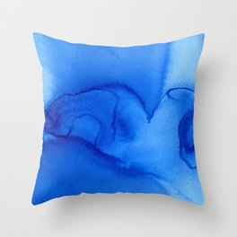 Underwater Dreaming 2 Throw Pillow
