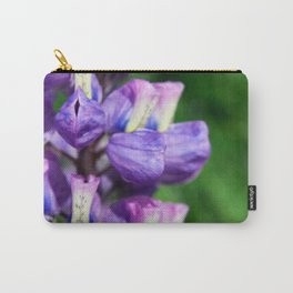 Alaskan Lupine Photography Print Carry-All Pouch