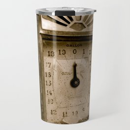 Archaic Meter of the Empire State Mine Travel Mug