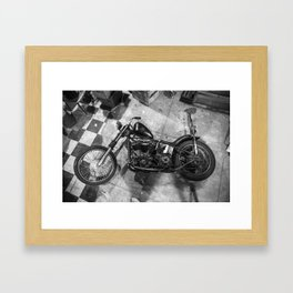 Chases Knucklehead Framed Art Print