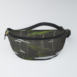 Pickerel Weeds and Lily Pads Fanny Pack