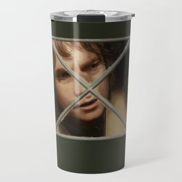 In a hole in the ground Travel Mug