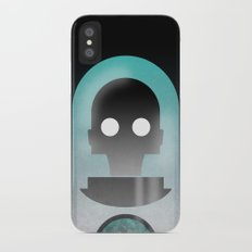 Mr. Freeze iPhone X Slim Case