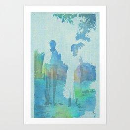 Great Grands Art Print