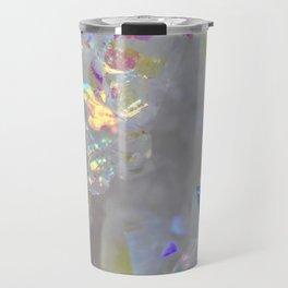 Aurora Borealis Crystals Travel Mug