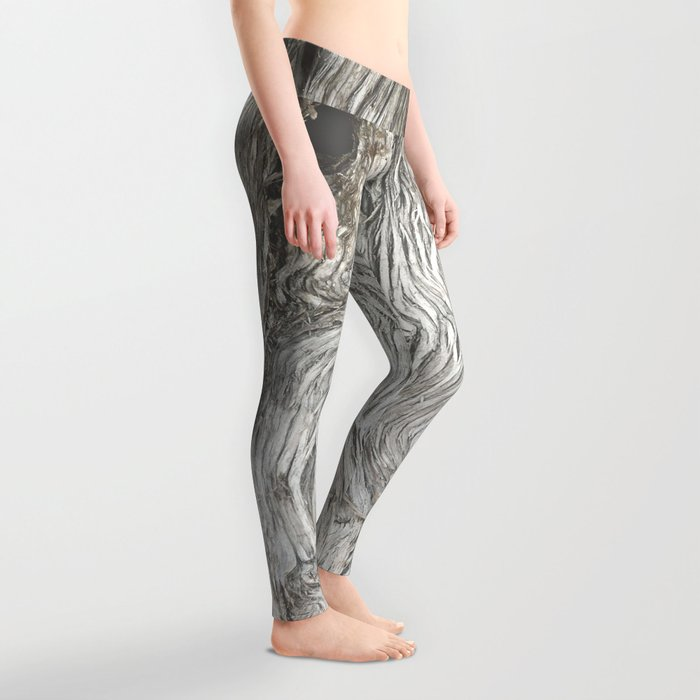 Twisted by Time Leggings