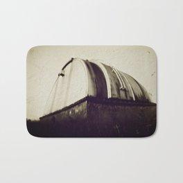 Vintage Observatory Dome Bath Mat