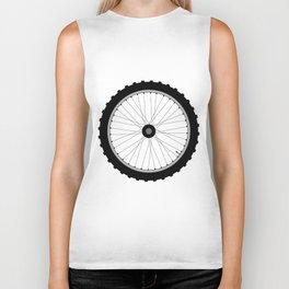 Bicycle Wheel Biker Tank