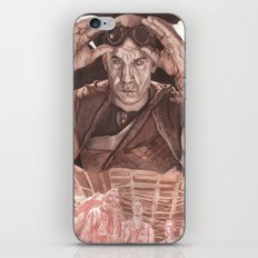 Riddick iPhone & iPod Skin