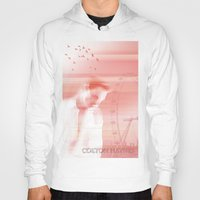 actor Hoodies featuring Colton Haynes - Actor by Sherazade's Graphics