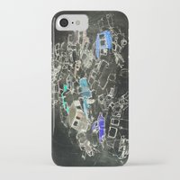 cars iPhone & iPod Cases featuring Cars by Alyssa Dennis