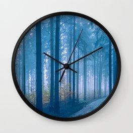 Romantically Spooky Wall Clock