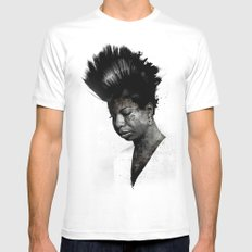 NINA'S NOT DEAD SMALL Mens Fitted Tee White
