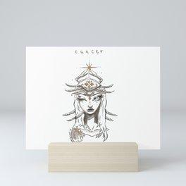 Cancer Mini Art Print