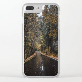 Yosemite Clear iPhone Case