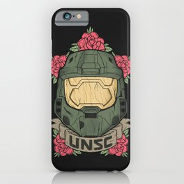 Halo UNSC iPhone Case