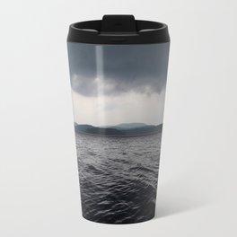 'Lake Ominous' Travel Mug