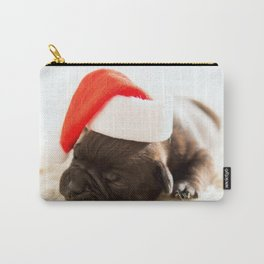 Christmas dog Carry-All Pouch