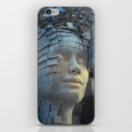 Dissolution of Ego iPhone Skin